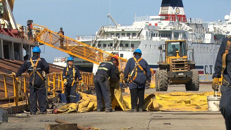 Pénurie de main-d'œuvre : le Groupe Maritime Verreault change sa stratégie d'embauche