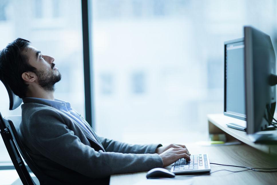 Près de la moitié des Québécois sont malheureux au travail