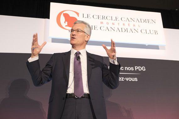 Les québécois doivent s'attaquer à leur productivité, dit le patron de la BDC